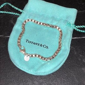 Tiffany & Co. Venetian Link Box Bracelet